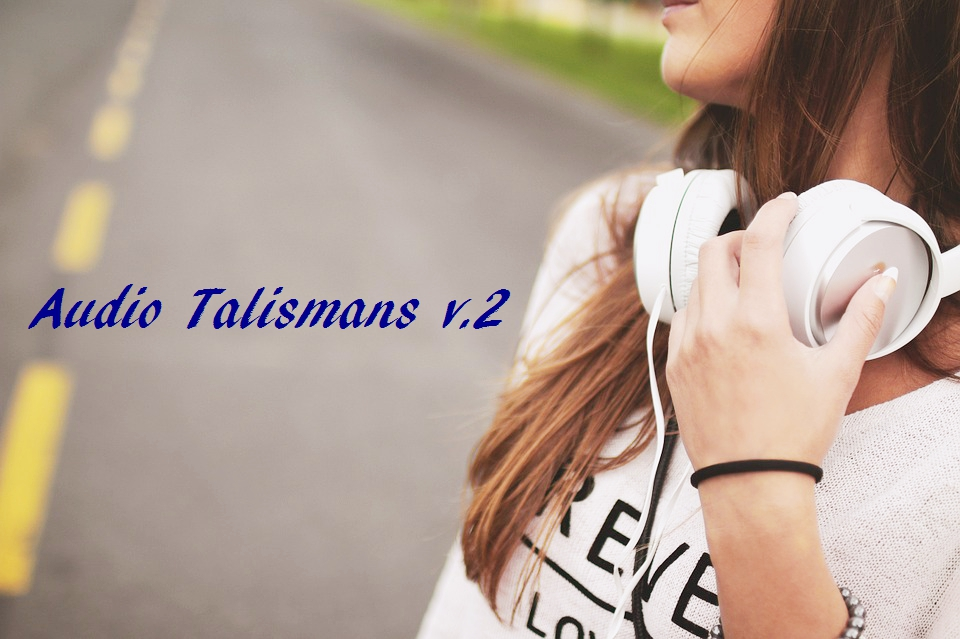 Audio Talismans AT2 #2