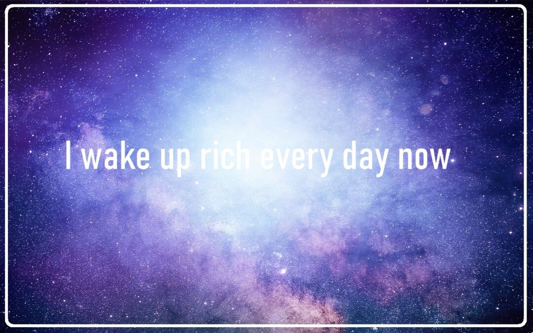 I wake up Rich Everyday Now – up to 120,000x (and updated to M30x)