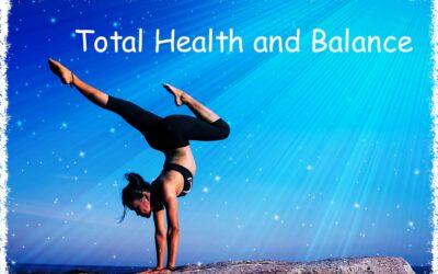Total Balance And Health
