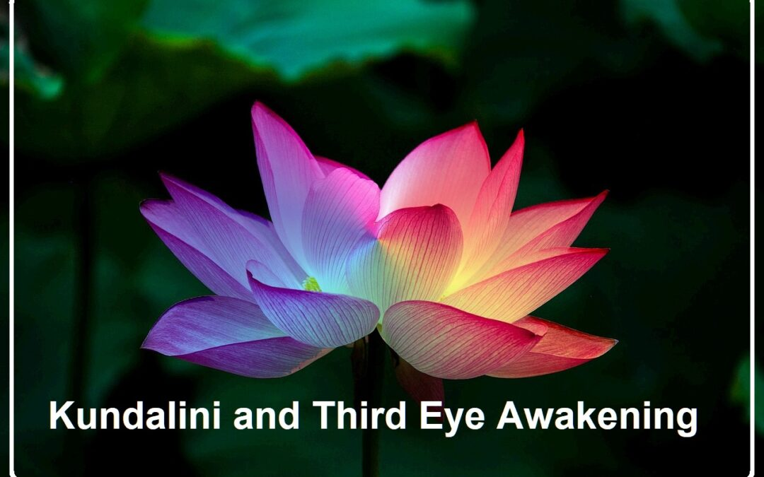 Kundalini and Third Eye Awakening MP3 and AT