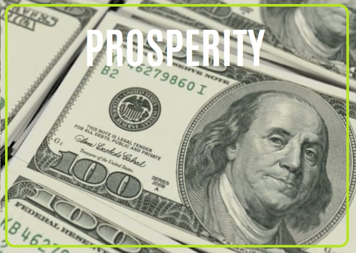 Attract Prosperity Positive Affirmations Up To 45x