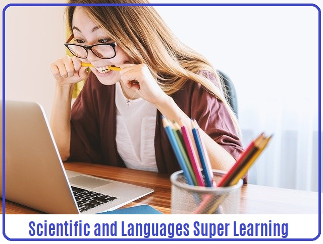 Scientific and Languages Super Learning _up to 8000x