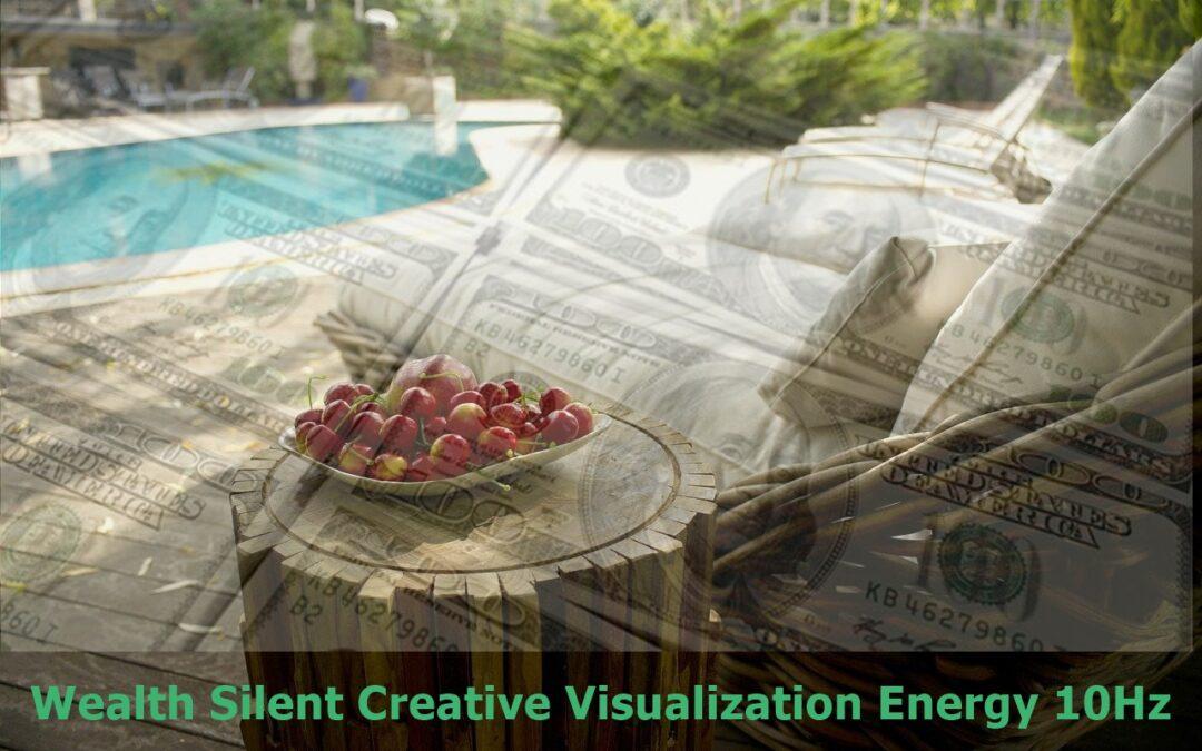 Hypnotic Wealth Visualization 10Hz