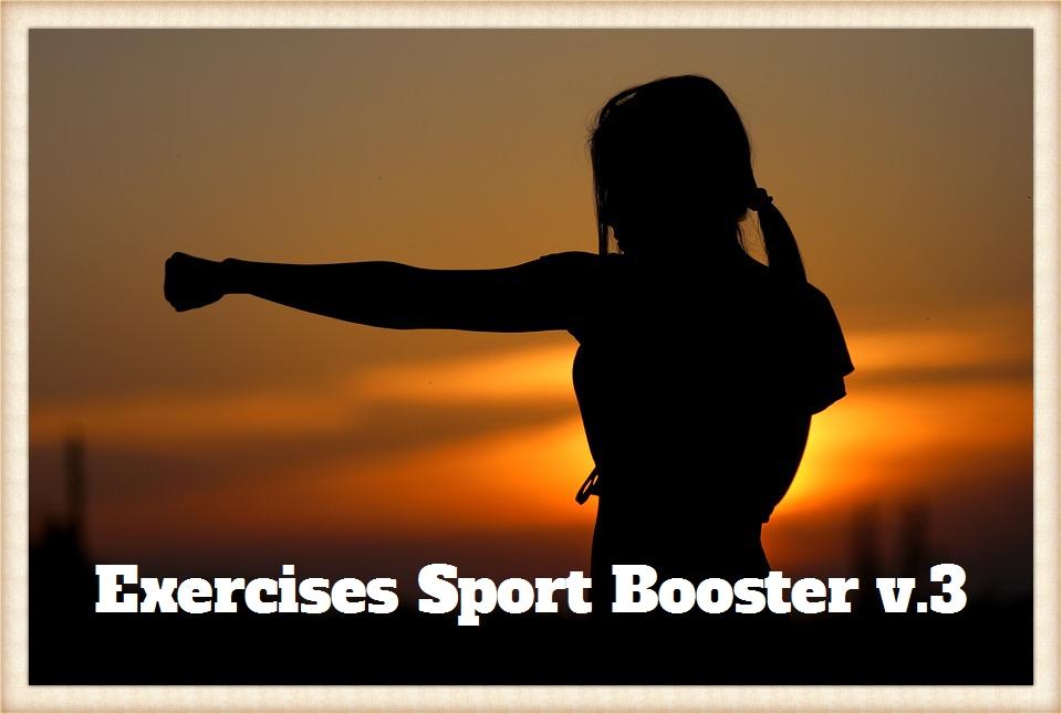 Exercises Sport Booster v.3